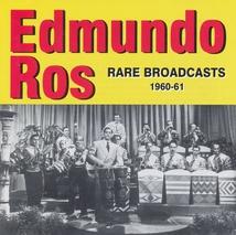 RARE BROADCASTS 1960-61
