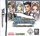 PHOENIX WRIGHT : JUSTICE FOR ALL - DS