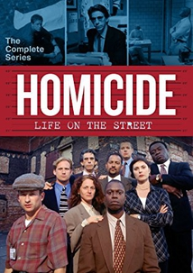 HOMICIDE - LIFE ON THE STREET - 1/4