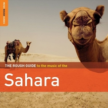 ROUGH GUIDE TO THE MUSIC OF THE SAHARA (+ CD BY M. BARKA)