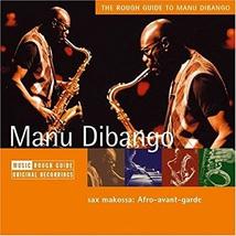 ROUGH GUIDE TO MANU DIBANGO
