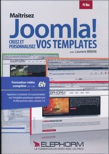 JOOMLA! 2.5 - MAÎTRISE
