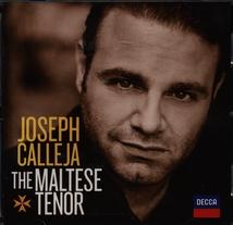 JOSE CALLEJA: MALTESE TENOR
