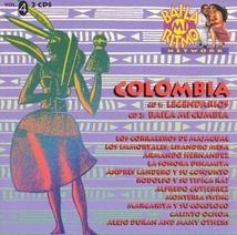 COLOMBIA: LEGENDARIOS - BAILA MI CUMBIA