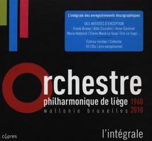 ORCHESTRE PHILHARMONIQUE DE LIEGE - 50 ANS