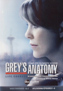 GREY'S ANATOMY - 11/1