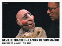 NEVILLE TRANTER - LA VOIX DE SON MAÎTRE (LIVRE-DVD)