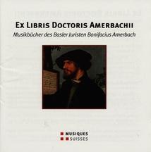 EX LIBRIS DOCTORIS AMERBACH II