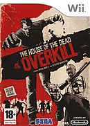 HOUSE OF THE DEAD : OVERKILL + GUN - Wii