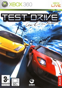 TEST DRIVE UNLIMITED - XBOX360