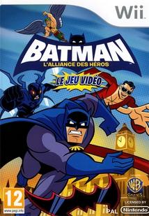 BATMAN : L'ALLIANCE DES HEROS - Wii