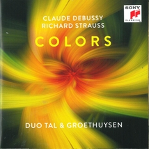 COLORS (+ STRAUSS)