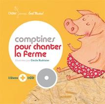COMPTINES POUR CHANTER LA FERME
