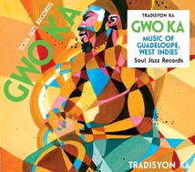 GWO KA: MUSIC OF GUADELOUPE, WEST INDIES