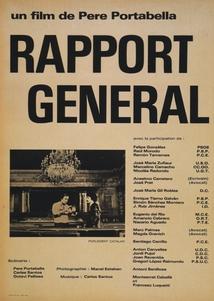 RAPPORT GÉNÉRAL