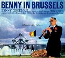 BENNY IN BRUSSELS