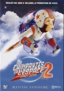 LES CHIMPANZÉS DE L'ESPACE - 2