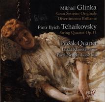 GRAND SEXTUOR / DIVERTIMENTO BRILLANT (+ TCHAIKOVSKY)