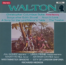 CHRISTOPHER COLUMBUS SUITE / SONGS AFTER EDITH SITWELL /...