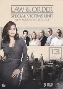 LAW & ORDER: SPECIAL VICTIMS UNIT - 13/2