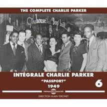 INTÉGRALE CHARLIE PARKER VOL.6  PASSPORT 1949