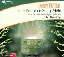 HARRY POTTER ET LE PRINCE DE SANG-MÊLÉ (CD-MP3)