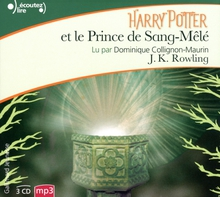 HARRY POTTER ET LE PRINCE DE SANG-MÊLÉ (CD-MP3)