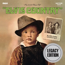 ELVIS COUNTRY - LOVE LETTER FROM ELVIS (LEGACY EDITION)