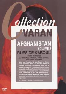 AFGHANISTAN, VOL.3 - RUES DE KABOUL