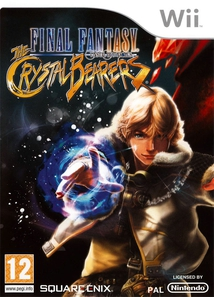 FINAL FANTASY CRYSTAL CHRONICLES : CRYSTAL BEARERS - Wii