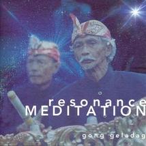 RESONANCE MEDITATION