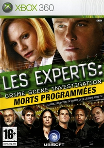 EXPERTS (LES) : MORTS PROGRAMMEES - XBOX360