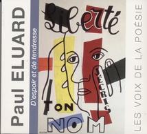 PAUL ELUARD : D'ESPOIR ET DE TENDRESSE