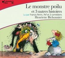 LE MONSTRE POILU (ET 3 AUTRES HISTOIRES)