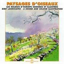 PAYSAGES D'OISEAUX