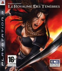 UNTOLD LEGENDS - LE ROYAUME DES TENEBRES - PS3