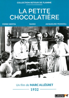 LA PETITE CHOCOLATIÈRE