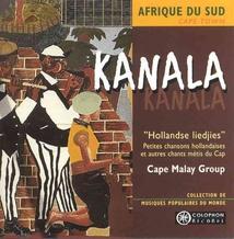 """KANALA: """"HOLLANDSE LIEDJES"""" (AFRIQUE DU SUD, CAPE TOWN)"""