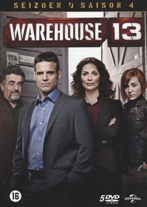 WAREHOUSE 13 - 4/1