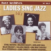 LADIES SING JAZZ, VOL.3