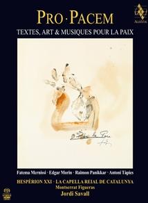 PRO PACEM: TEXTES, ART & MUSIQUE POUR LA PAIX