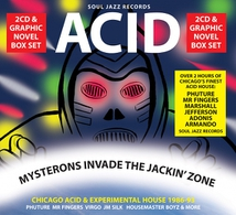 ACID: MYSTERONS INVADE THE JACKIN'ZONE