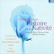 HISTOIRE DE LA NATIVITÉ (+ SCHEIN, WECKMANN: MOTETS)