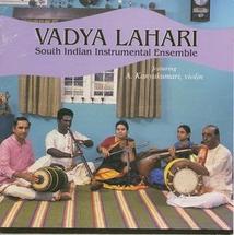 VADYA LAHARI: SOUTH INDIAN INSTRUMENTAL ENSEMBLE