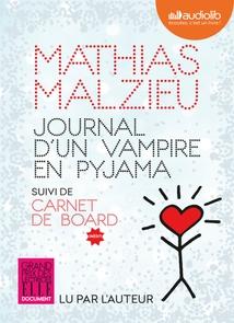 JOURNAL D'UN VAMPIRE EN PYJAMA / CARNET DE BOARD