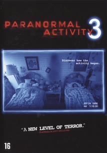 PARANORMAL ACTIVITY - 3