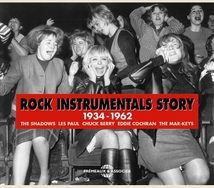 ROCK INSTRUMENTALS STORY