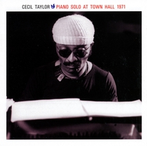 PIANO SOLO AT TOWN HALL 1971
