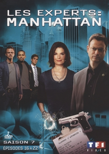 LES EXPERTS: MANHATTAN - 7/3