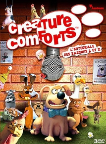 CREATURE COMFORTS - SEASONS 1 & 2